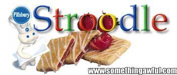 Pillsbury Stroodle Logo